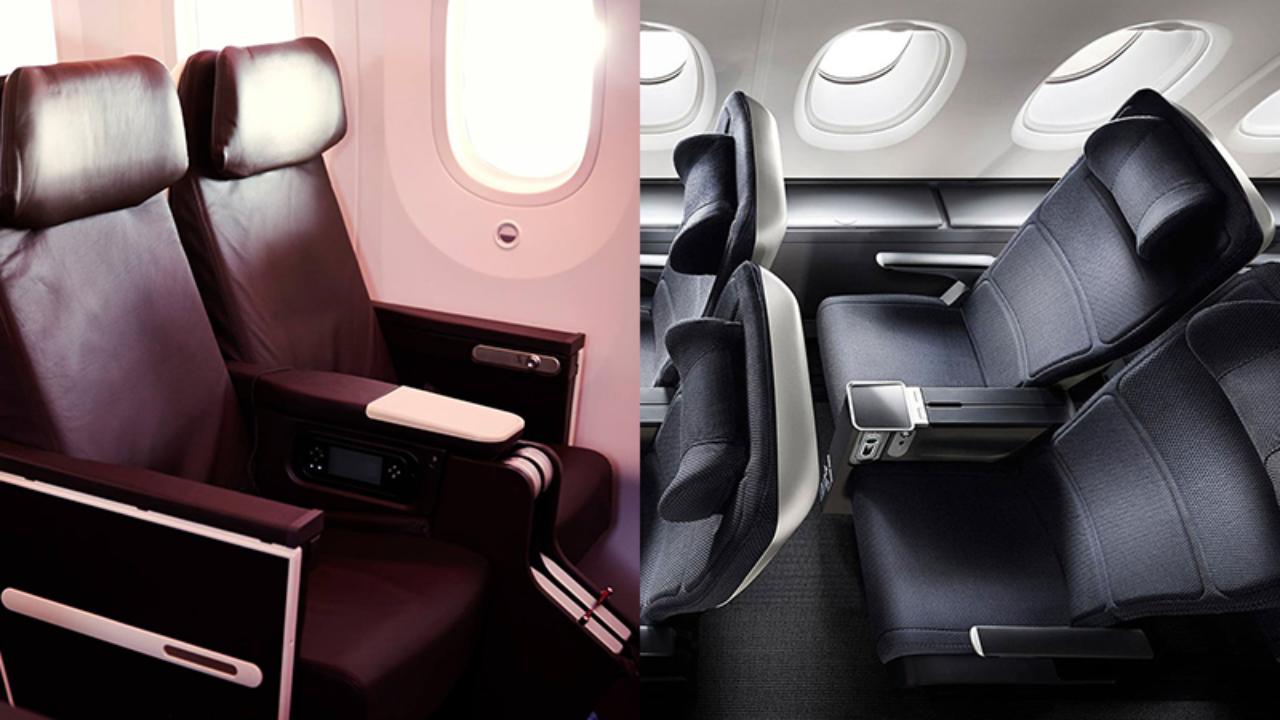 British Airways Premium Economy vs Virgin Atlantic Premium Economy