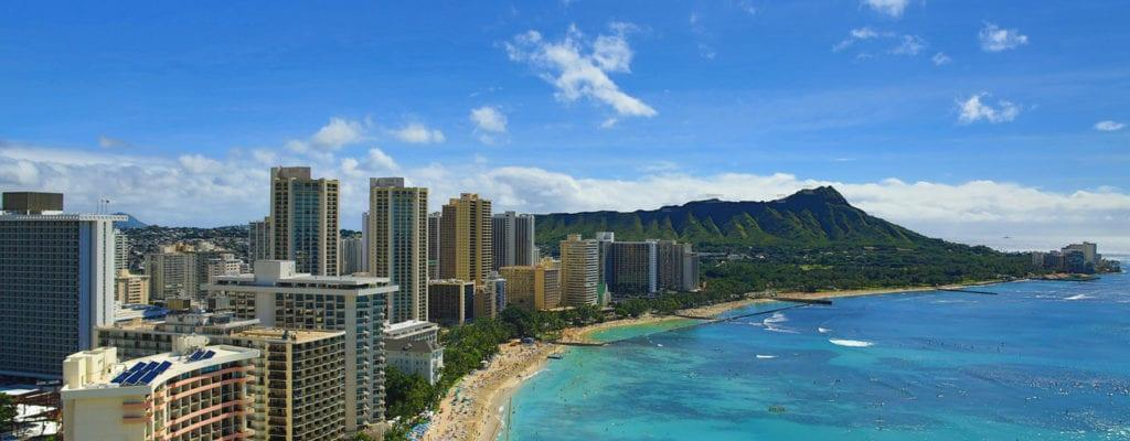Qantas Economy - Sydney to Honolulu
