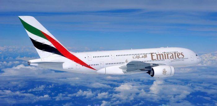 Emirates-Flight