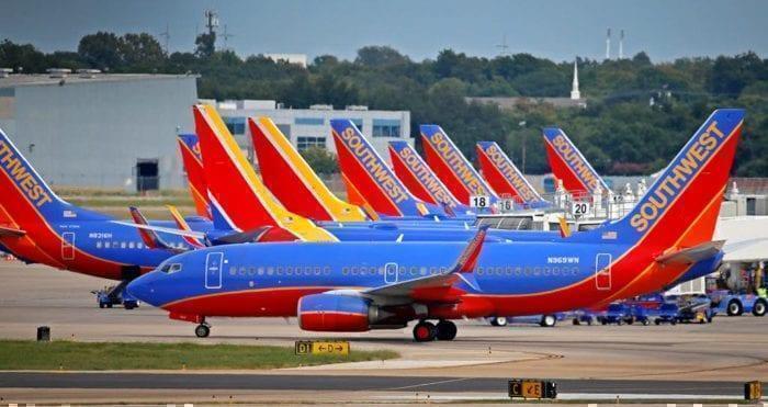 Southwest 737Max