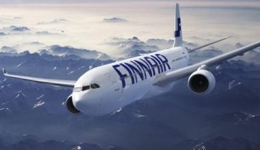 Finnair flying to Asia