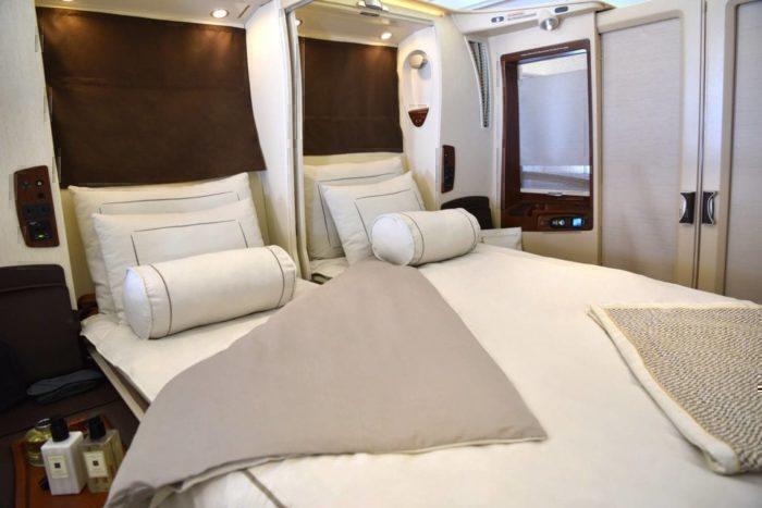 Hi Fly A380 First Class