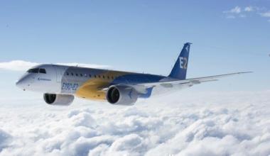 Embraer Commercial Planes