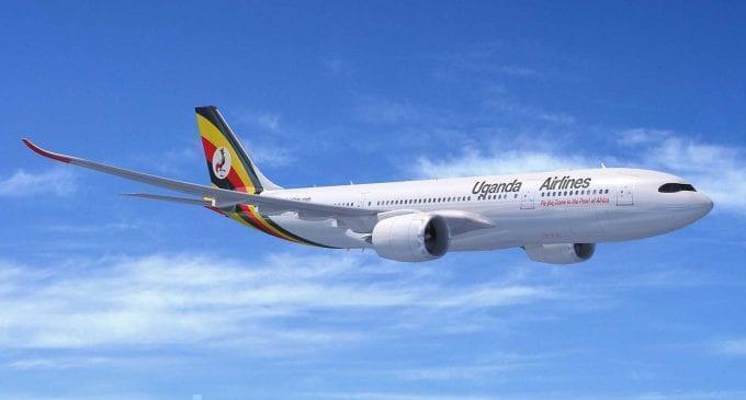 Uganda Airlines Airbus Aircraft