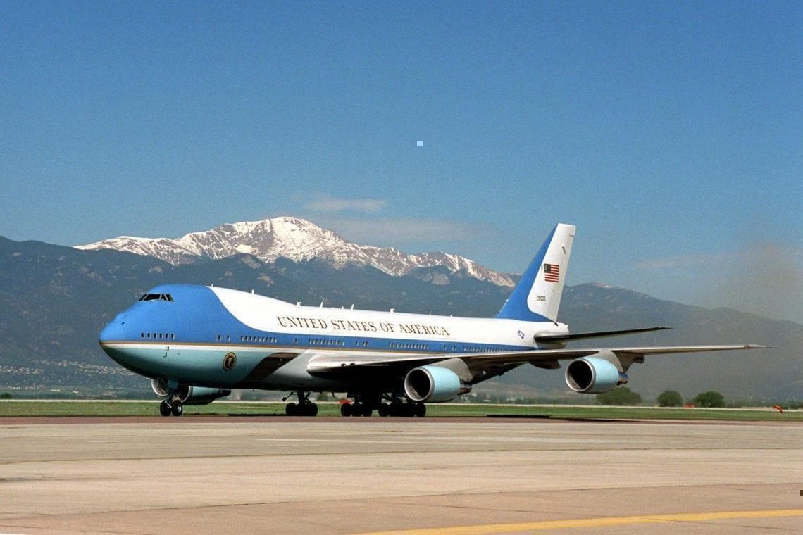 Everything You Need To Know About The New Air Force One