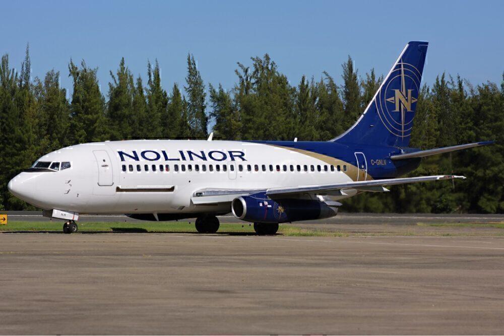 Nolinor 737