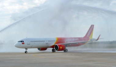 new a321neo for Vietjet