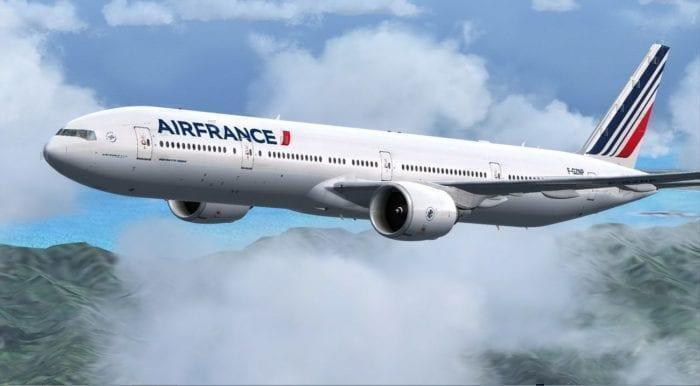 Air France was the first to receive a 777-300ER