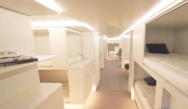 This is how Airbus envisions the Cargo Class