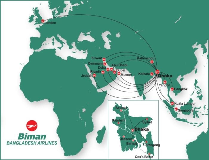 Biman-Bangladesh-Flying-Network