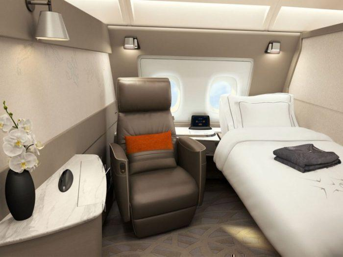 Lufthansa To Launch A New First Class On Their 777X Aircraft