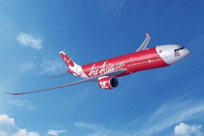 Air Asia A330-900neo