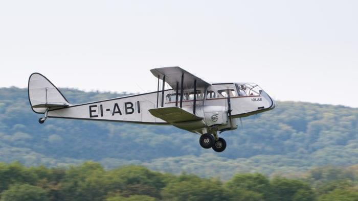 DH 48 in classic Aer Lingus colours