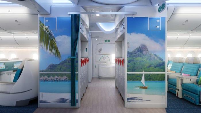 Tahiti to Paris
