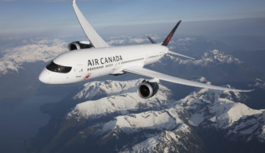 Air Canada B787