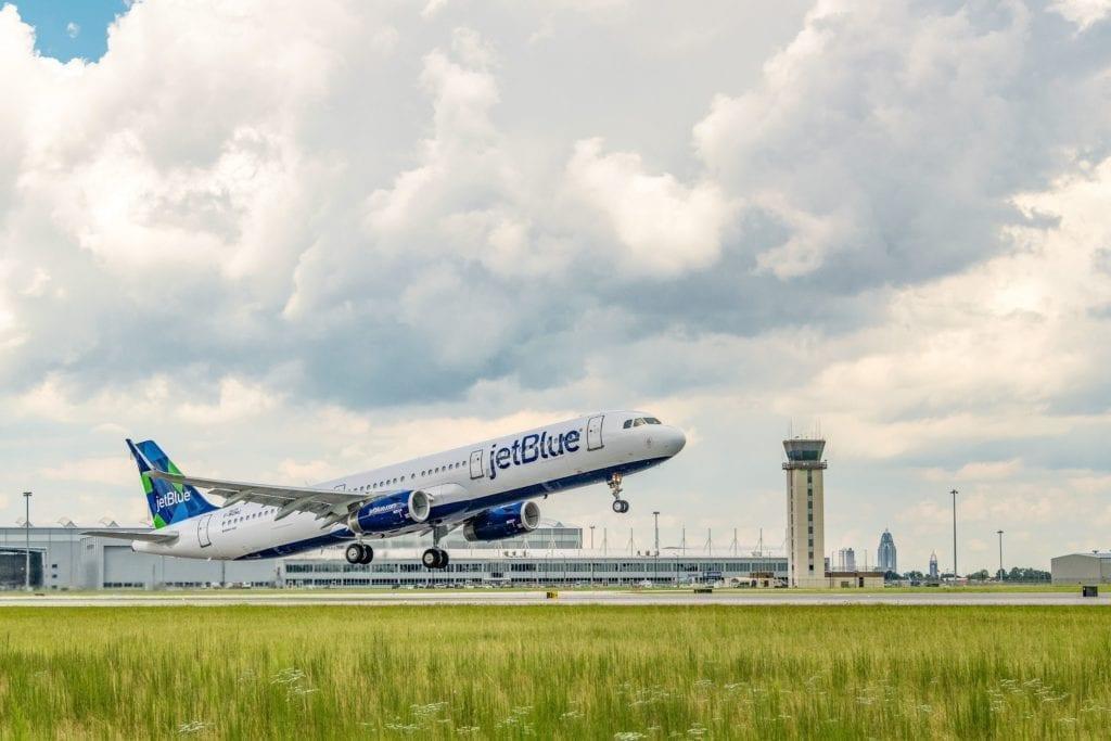 JetBlue Airbus