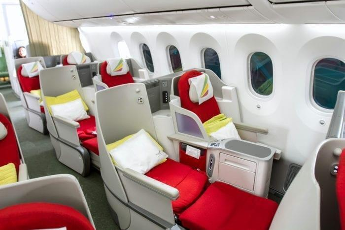 Ethiopian Business Class