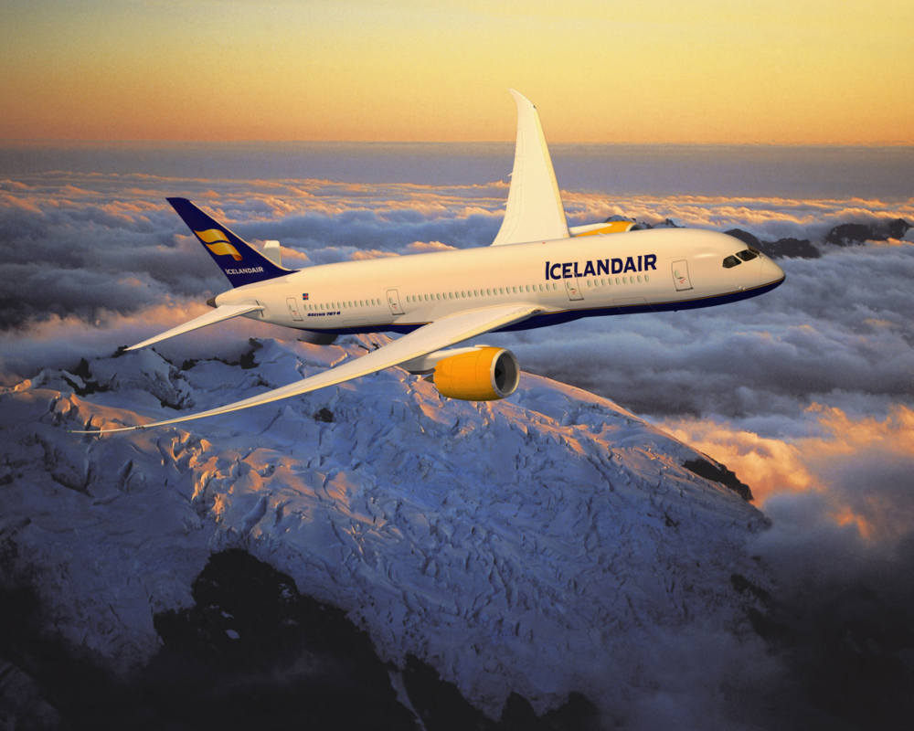 Icelandair impression