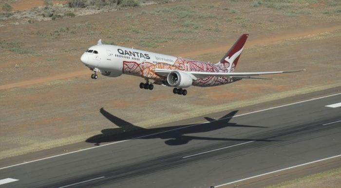 Qantas London to Perth Flight A Huge Success With A 94% Load Factor