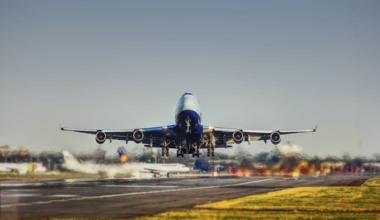 B747 Departure