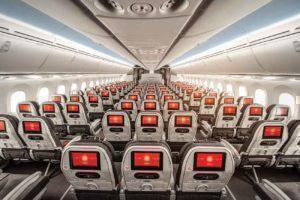Avianca boeing 787 economy