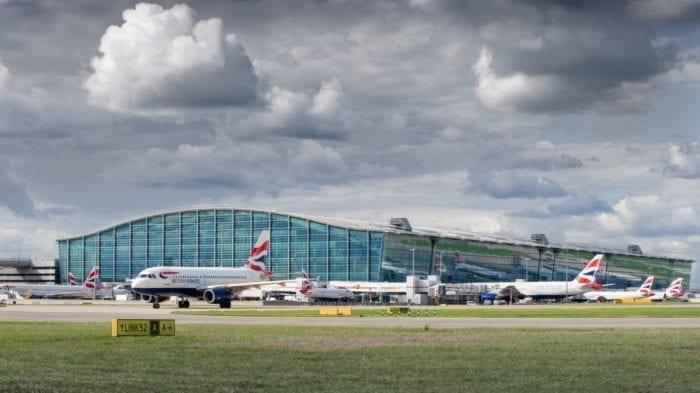 Heathrow T5