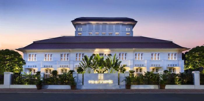 Hermitage Hotel in Jakarta