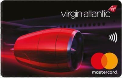 Virgin rewards + Credit Card