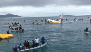 air nuigini 737 crash air nuigini chuuk airport crash