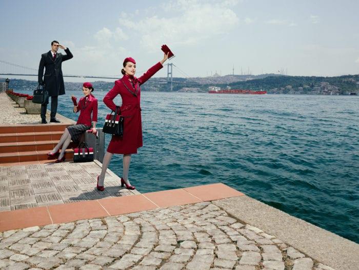 Turkish Airlines New Uniform