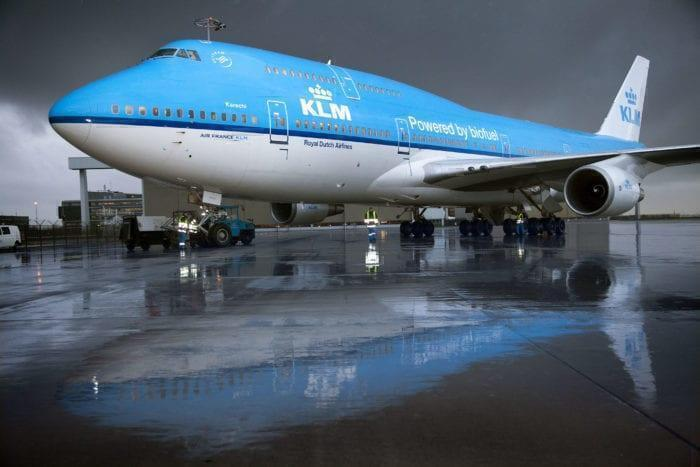 KLM Incident