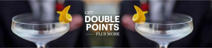 IHG Rewards Club Double Points Promotion