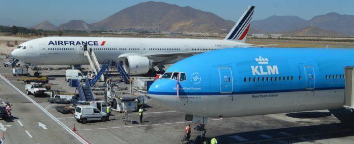 KLM economy vs Air France economy