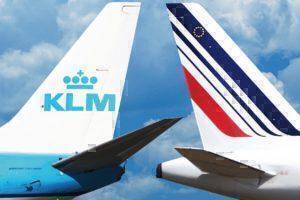 KLM vs air france