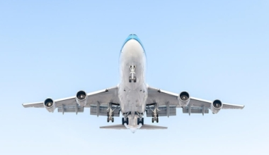 The+Laird+Co+KLM+Blue+Sky+White+Cheat+Line+Livery+Aviation+Avgeek+Landing+Airplane+Boeing+747+Photography+for+site