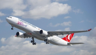 Turkish Airlines Airbus