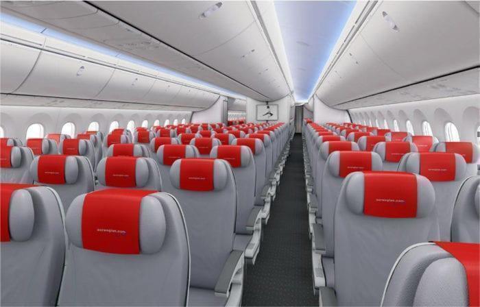 norwegian dreamliner 3 3 3 B787-9