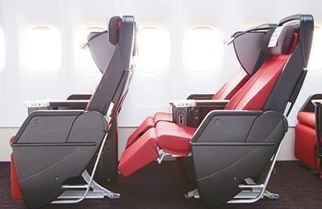 JAL Premium Seat