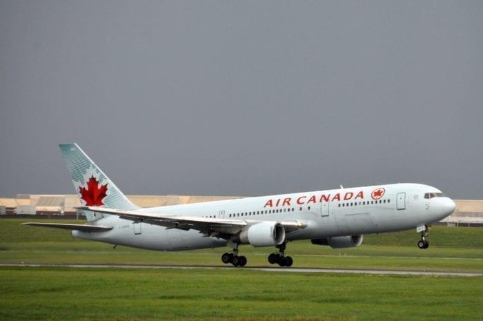 Air Canada 767