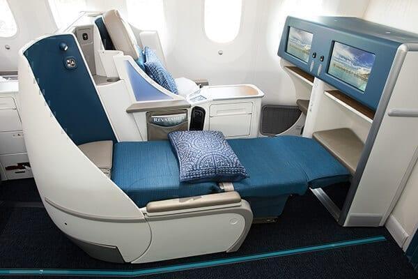Air Tahiti business