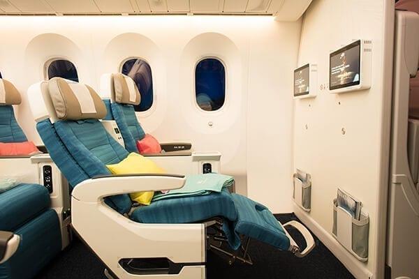 Air tahiti premium economy