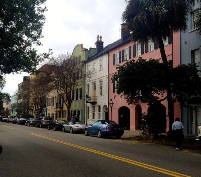 Charleston has a fair bit to entertain the leisure traveler...