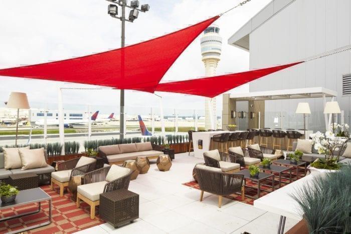 Delta Sky Club ATL Sky Deck 1_0
