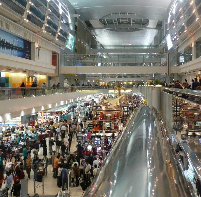 Dubai international airport