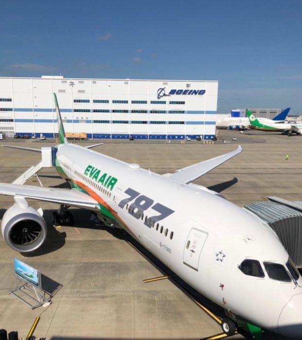 EVA Air 787-9