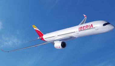 Iberia A350-900XWB