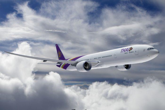 thai airways fleet renewal