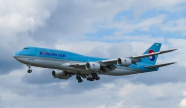 Korean Air 747-8