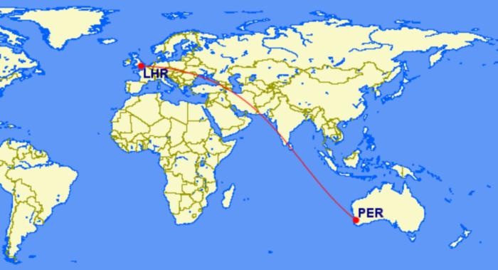 Virgin Atlantic Eyes London To Perth Route - Simple Flying