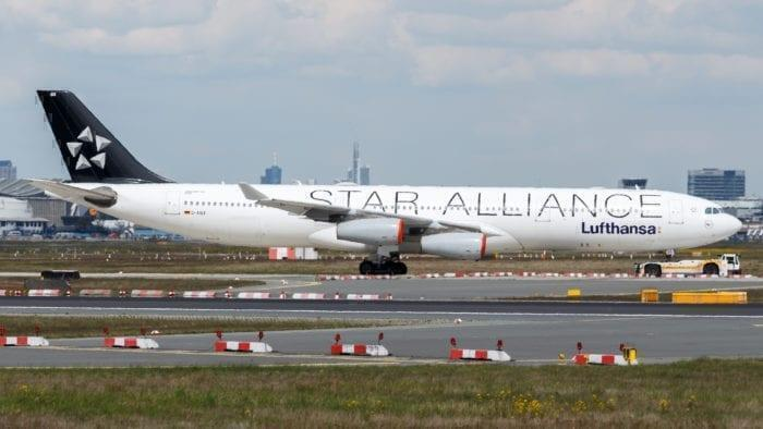 Lufthansa star alliance